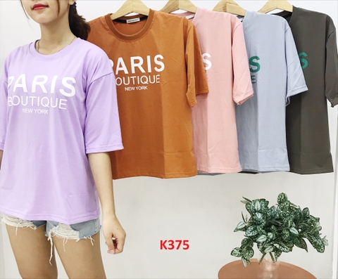 KIỂU 375 TLCT PARIS BOUTIQUE