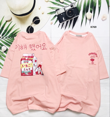 KIỂU 769 TLCT STRAWBERRY MILK