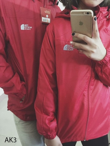 AK3 North face