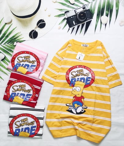 A16000405 TST SỌC THE SIMPSONS RIDE