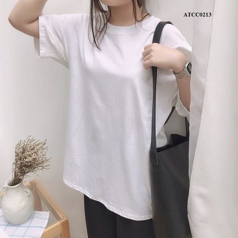 ATCC0213 - AT COTTON XƯỢC TRƠN - sỉ 115k