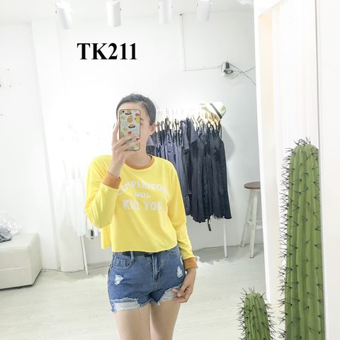 TK211 (1form) - croptop TD Comparision - sỉ 60k