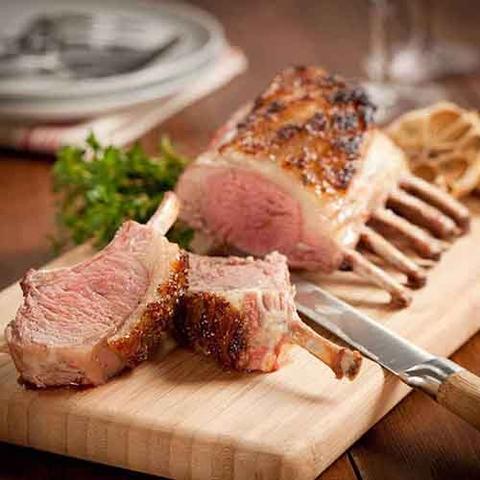 Sườn Cừu Không Xương Cắt Kiểu Pháp | Sườn Cừu Nướng | Thịt ...