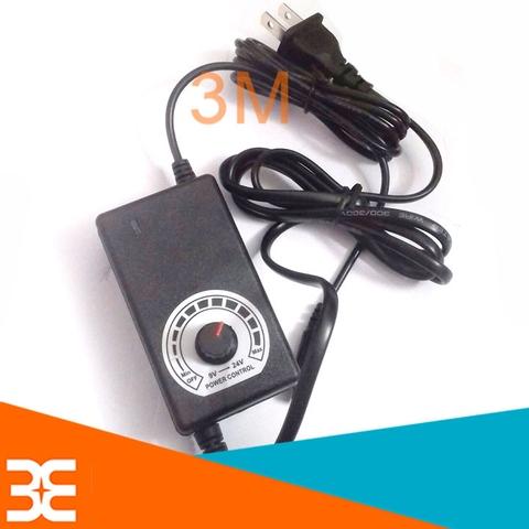 Adapter Điều Chỉnh Điện Áp 9-24VDC 1A (5.5x2.1)