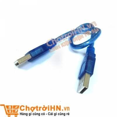 Dây USB A Đực Đực