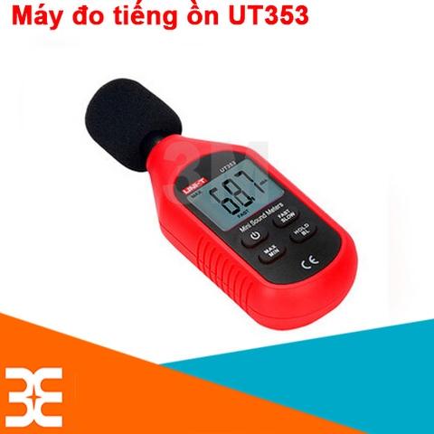 Thiết Bị Đo Tiếng Ồn Chính Xác Cao UT353 UNI-T