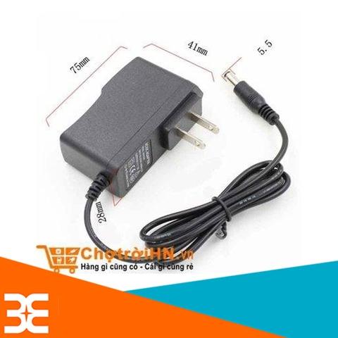 Nguồn Adapter 9V-1A 5.5*2.1mm