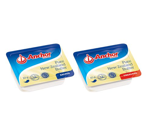Anchor Unsalted Butter 10g Piece