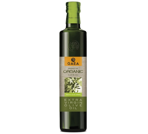 GAEA Extra Virgin Olive Oil ORGANIC 500ml