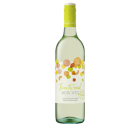 McWilliam's Inheritance Fruitwood Moscato with Peach & Honey flavor