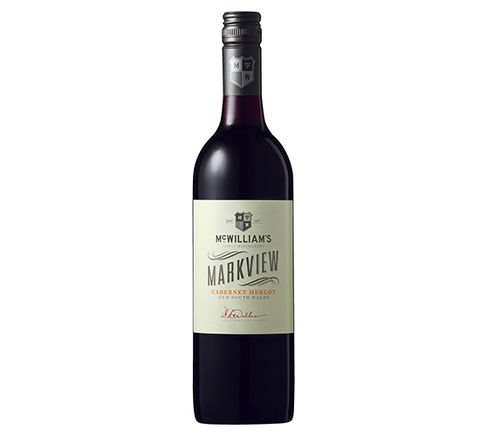 McWilliam's Markview Cabernet Merlot 2016