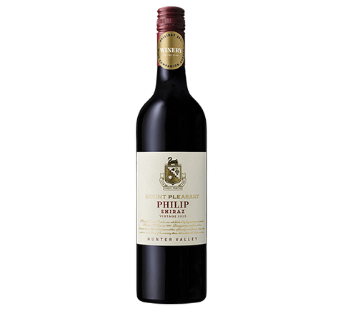 Mount Pleasant Philip Shiraz 2015