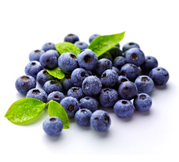 New Zealand Sujon Frozen Blueberries 1kg Bag
