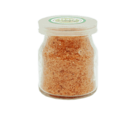 Dried Minced Salmon 50g Jar