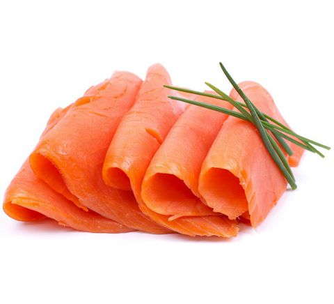 Norwegian Smoked Salmon 200g Piece