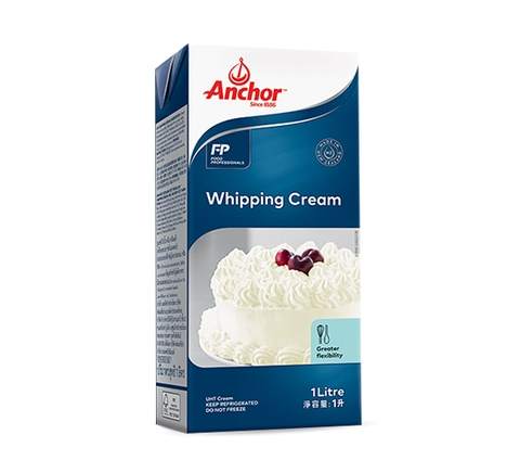 Whipping Cream 1L Carton