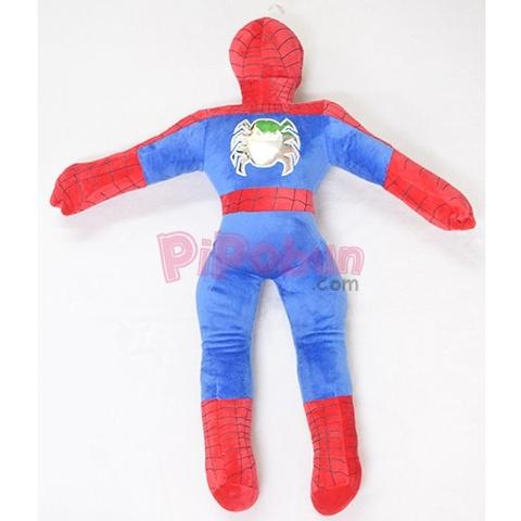 Gấu bông Spider-man (người nhện) Pipobun size 75cm - P1803750110503150