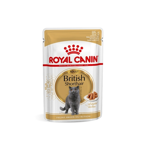 Pate cho mèo Royal Canin British Shorthair 85g