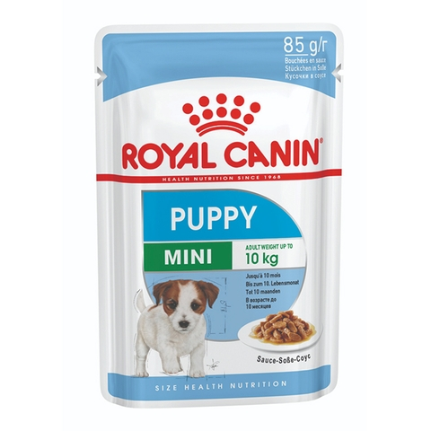 Pate cho chó Royal Canin Mini Puppy 85g