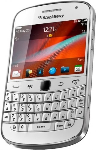 BlackBerry Bold 9900 TRẮNG NEW NO BOX