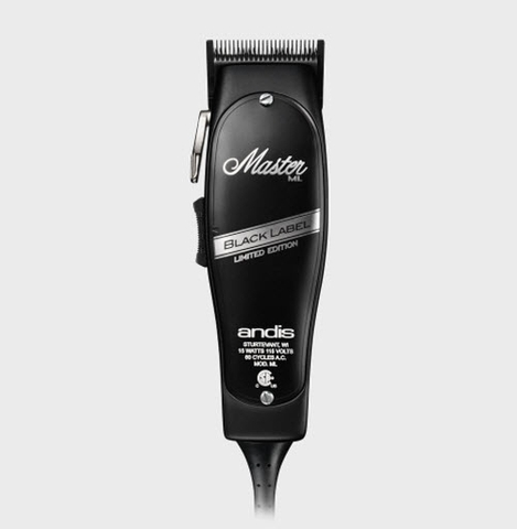 Tông đơ Andis Limited Edition Master Black Label Adjustable Blade Clipper