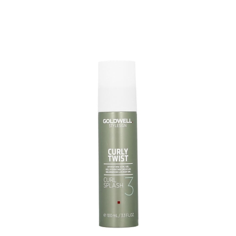 GEL TẠO KIỂU TÓC CURLY TWIST CURL SPLASH 3 GOLDWELL 100ML
