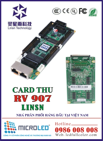 Card thu Linsn RV 907