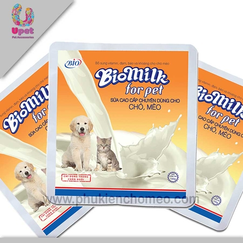 SP1125 - Sữa bio milk 100g