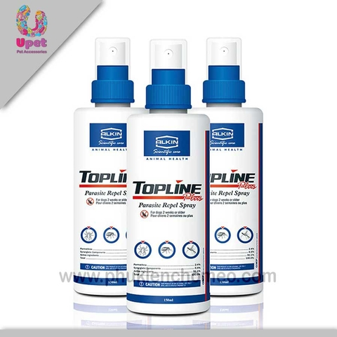 TP007 - Topline xịt ve rận 150ml