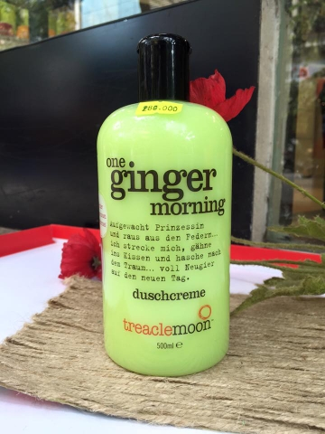 Gel Tắm Treaclemoon Gừng One Ginger Morning 500ml (Chai)