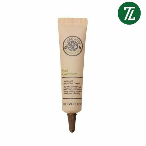 Trị mụn clean face The Face Shop 15ml
