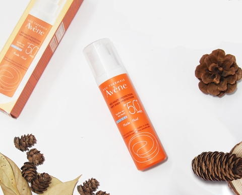 Kem Chống Nắng Eau Thermale Avene Fluide SPF50+ 50ml