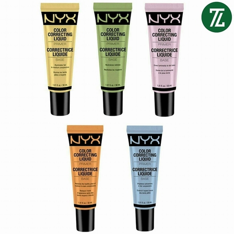 Kem Lót NYX Color Correcting Liquid 30ml USA