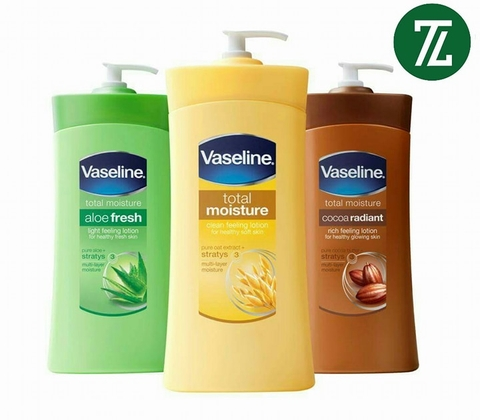 Dưỡng Vaseline Intensive Care 725ml