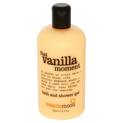 Gel Tắm Treaclemoon That Vanilla Moment 500ml
