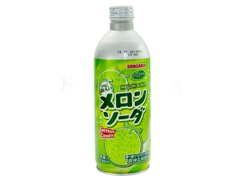 Nước Soda Melon Sangaria 500ml