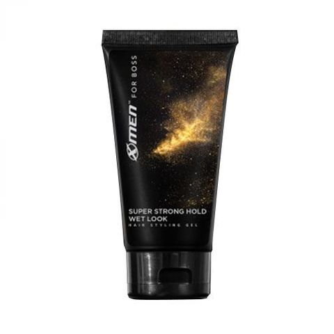 Gel Vuốt Tóc X-men Super Strong Hold Natural Look 150g