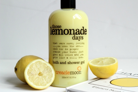 Gel Tắm Treaclemoon Those Lemonade Days 500ml
