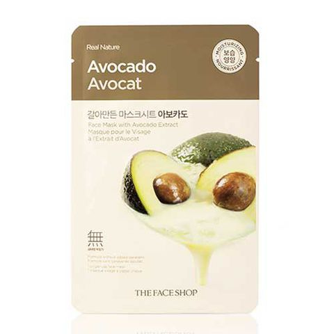 Mặt Nạ The Face Shop Avocado Avocat