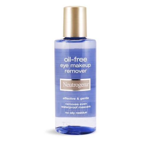 Tẩy Trang Neutrogena Oil Free Eye Make-up Remover 112ml