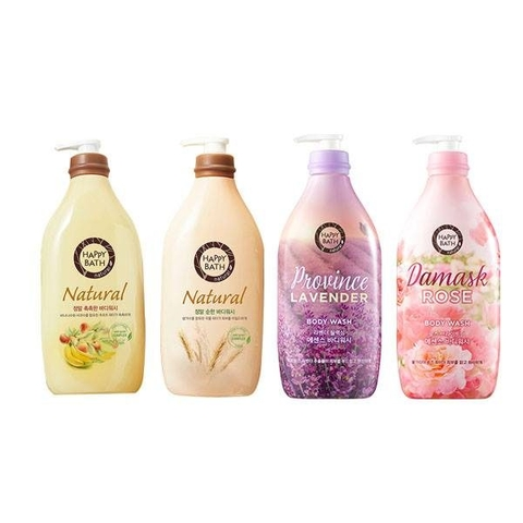 Sữa Tắm Happy Bath Natural Body Wash