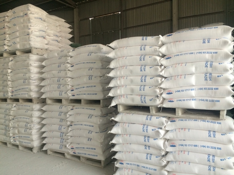 To Complete Shipment Of 504 Tons Limestone Powder 250mesh For Big Customer