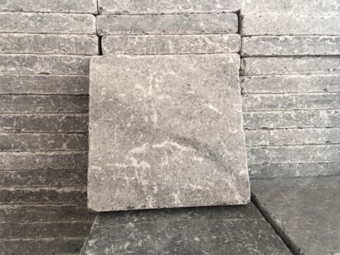 Light Grey Antique Granite Tile Paving Stone