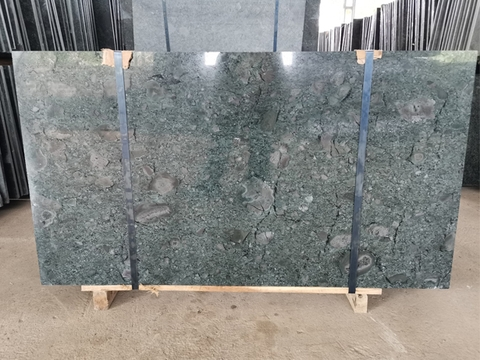 Rare Heavy Jade Green Granite from Vietnam