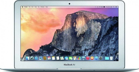 Macbook Air MJVP2 (11.6 inch, Early 2015) - Core i5 / RAM 4GB / SSD 256GB / Mới 99%