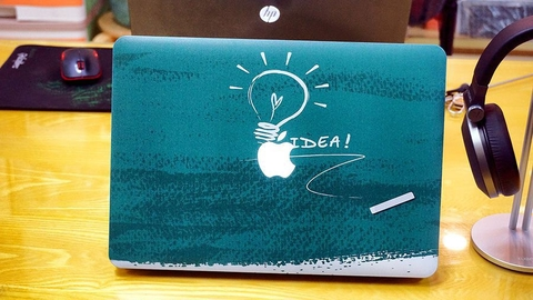 Ốp Macbook iDea- C005- Macbook Air 13