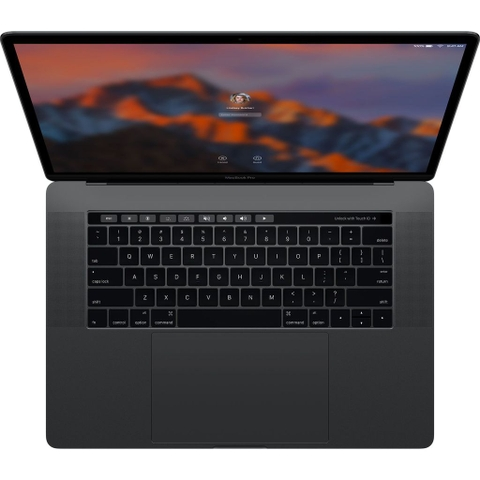 Bán Macbook Pro 2016 / MLH32 /15 Inch SSD 256GB Touch Bar ( SPACE GRAY) New 99%