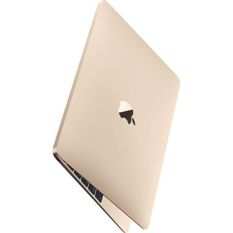 Macbook Retina 12 Inch - MK4M2 / Core M 1.1 / Ram 8GB / SSD 256GB / Gold / 99%