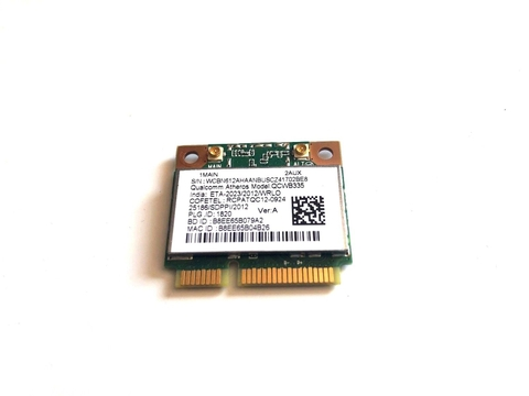 Card Wifi Laptop Acer Aspire E1-470P Series QCWB335