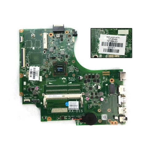 Mainboard Laptop HP 4530S 4730S P/N 670795-001